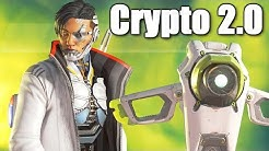 so the new crypto 2.0 is actually viable now in apex legends.