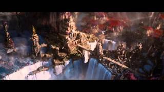 Восхождение Юпитер — Русский трейлер #2 2015 HD 720p
