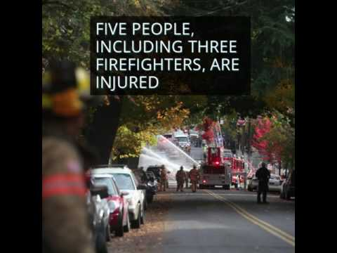Multiple firefighters injured in NW Portland explosion Mp3