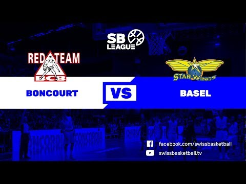 SB League - Day 7: Boncourt vs. Basel