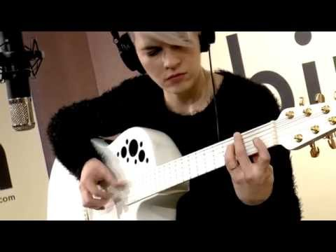 """Kaki King stops by the BIRN to play songs off her latest release """"The Neck is a Bridge to the Body"""""""