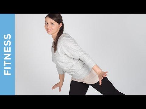 Winterspeck Fettkiller Fitness Workout - Fatburner für Anfänger - Fit mit Anna - HD