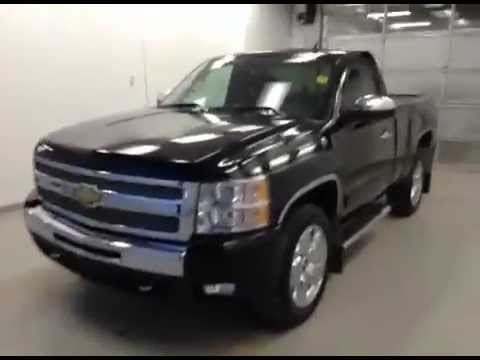 Used 2010 Chevrolet Silverado 1500 4wd Regular Cab Great Truck Inside And Out 128658