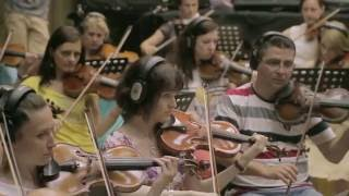 """Kolsimcha recording """"Pas De Trois"""" from """"Tevye"""" with Macedonian Radio Symphonic Orchestra"""