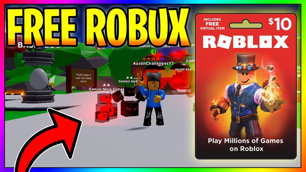 Free Roblox Gift Card Giveaway Live Free 10 Robux Giftcard Giveaway Roblox Giveaway 2020 Youtube