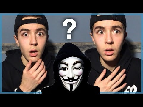 A HACKER LEAKED MY ADDRESS AND PHONE NUMBER: STORYTIME