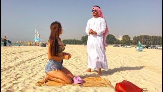 PONGO A PRUEBA A MI NOVIA CON UN MILLONARIO DE DUBAI ¿es infiel interesada?