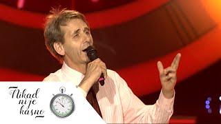 Ivan Petrovic Ivko - Djul Zulejha - (live) - Nikad nije kasno - EM 27 - 26.04.16.