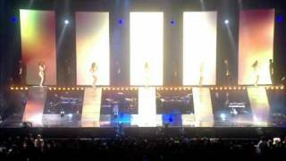 Girls Aloud - Miss You Bow Wow + Dance Interlude [Out Of Control Tour DVD]