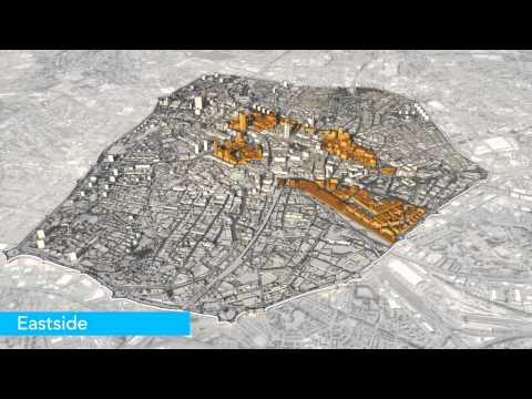 Birmingham Big City Plan - City Centre Masterplan