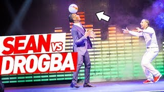 DROGBA IS A GOOD FREESTYLER ?