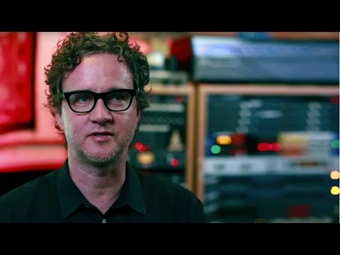 Composed, Produced and Mixed by Greg Wells