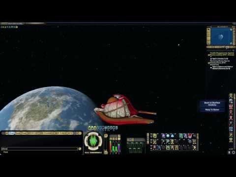STAR TREK ONLINE - 81k Sphere Builder Arehbes Destroyer[T5U] (012 minutes)