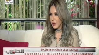 مشاكل البشرة والشعر وطرق علاجها مع د. انجي العزازي | الطبيب