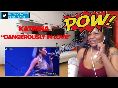 KATRINA VELARDE Dangerously In Love The Music Hall at Metrowalk  #SETLIST REACTION