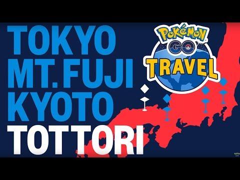 Download Youtube: Evento Pokemon GO Travel - INCURSIONES LEGENDARIAS - DOBLE XP DESBLOQUEAN NUEVOS POKEMON REGIONALES