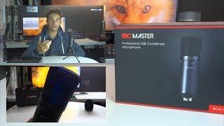 Exellent Microphone USB à 50€ ! BC Master 1610