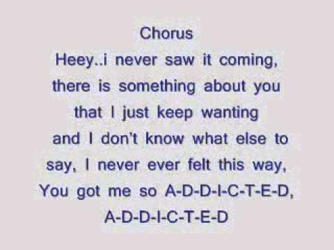 CAMP MULLA Addicted Lyrics
