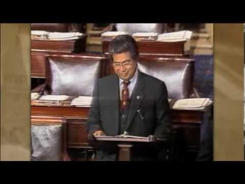 Senator Daniel Akaka: The Aloha Statesman