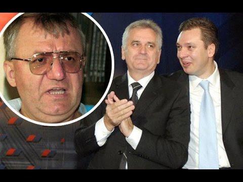 EKSKLUZIVNO: Vojislav Šešelj otkrio pravu istinu o Aleksandru Vučiću i Tomislavu Nikoliću!