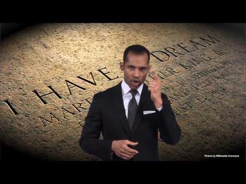 """Martin Luther King Jr. """"Yo tengo un sueño"""""""