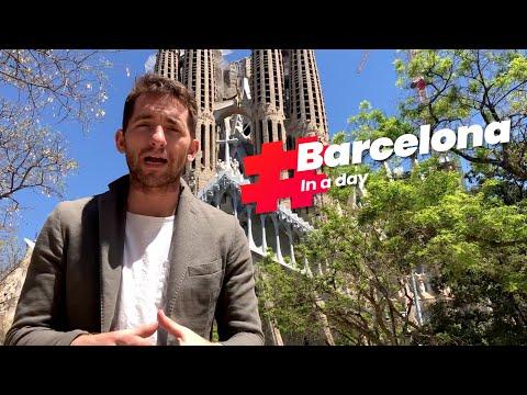 Barcelona in a Day: Hidden Gems & Top Attractions