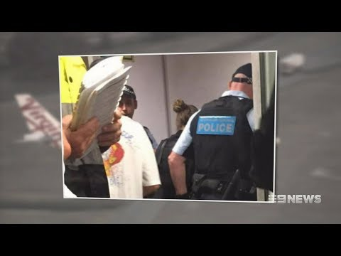 Flight Violence | 9 News Perth
