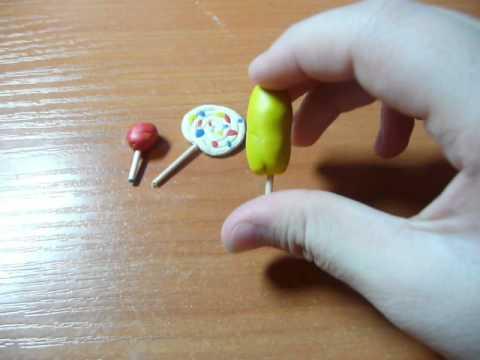 Еда для кукол своими руками. Как сделать еду для кукол 10