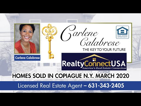 Sold Homes Sold in Copiague