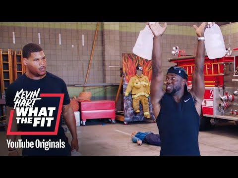 It's Just Water Weight   Kevin Hart: What The Fit   Laugh Out Loud Network