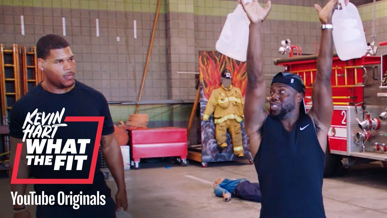 cb98cdf1a It's Just Water Weight | Kevin Hart: What The Fit | Laugh Out Loud Network
