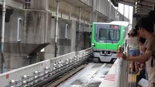 2017 08 埼玉新都市交通・鉄道博物館駅 2000系