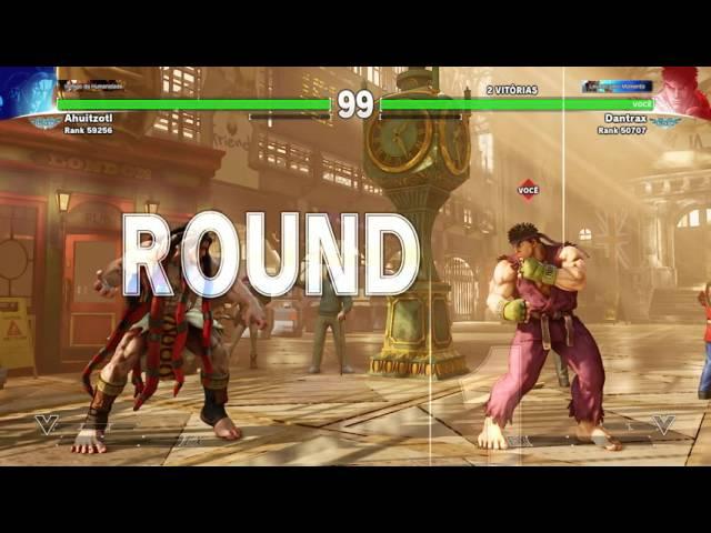Street Fighter V - Por Muito Pouco