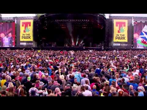 Stereophonics - The Bartender and the Thief - T In The Park 2015