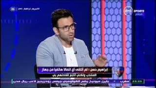 الحريف - إبراهيم حسن : جاتلي عروض خليجية من السعودية في وسط الموسم والنادي رفضها