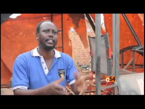 Wakaliwood on TV2 Africa
