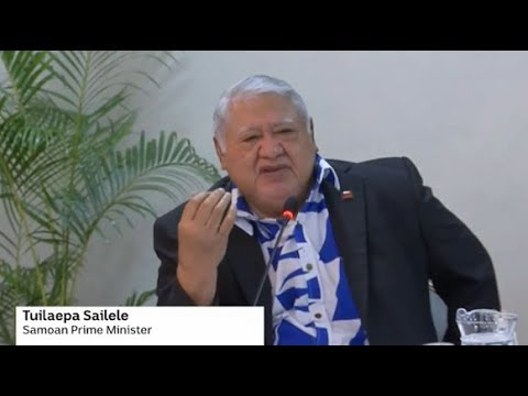 Samoa prefers Coalition out of office over climate change ...