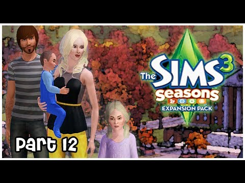 Let's Play: The Sims 3 Seasons - {Part 12} A Little Too Late?