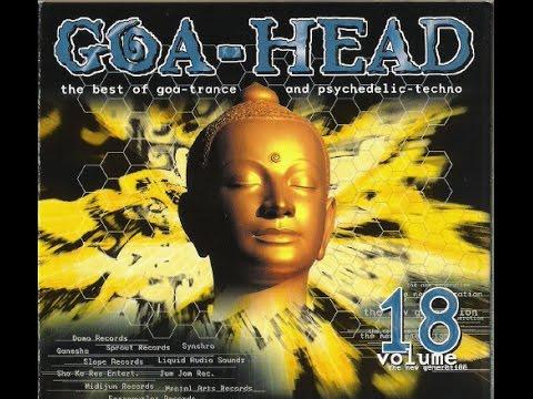 VA - Goa-Head Volume 18 [Full album] compilation