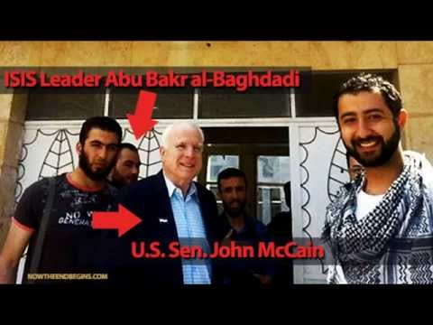 Exposed! U.S. Senator Met with ISIS Leader Only Months Before Their Rise to Power!