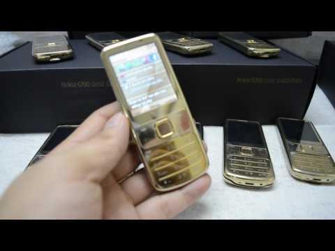 ALOFONE.VN - Điện thoại Nokia 6700 Classic Gold chính hãng