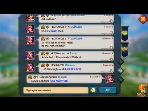 My Last Battle In Lords Mobile