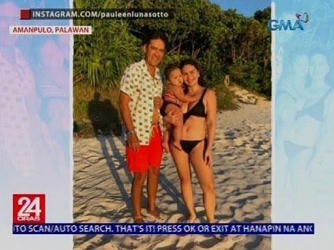 Pauleen Luna-Sotto, ibinida ang beach body sa bakasyon kasama sina Vic Sotto at Baby Talitha
