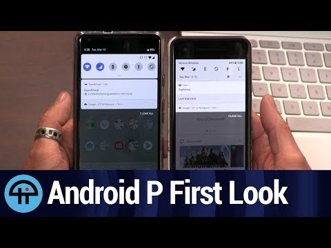 Android P First Look