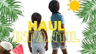 HAUL INFANTIL NIÑOS Primavera/Verano 2021: HIPERCOR, ZARA, PRIMARK..