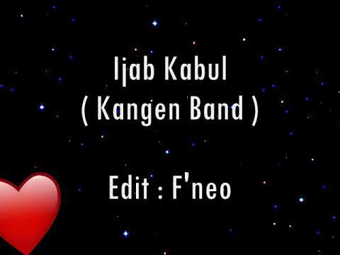 IJAB KABUL(kangen band).. Edit:f'neo