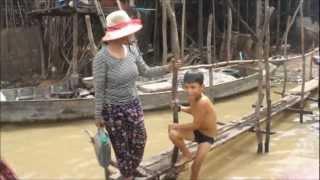 """Siem Reap, Cambodia - """"Tonle Sap Lake"""""""