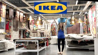 IKEA Shop With Me 2019 Tour! Room Displays + New Things! Everything at Ikea!!