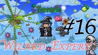 Terraria Wizard บทที่ 16 แพลนเทร่าน้อยในป่าใหญ่  & 60Fps