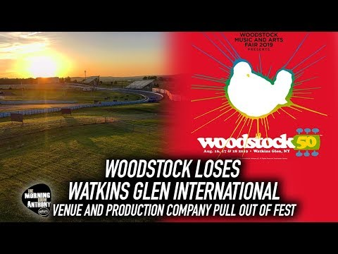 Woodstock 50 Loses Watkins Glen Venue And More!